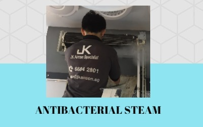 Antibacterial Steam Cleaning