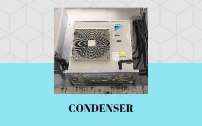 Condenser Steam