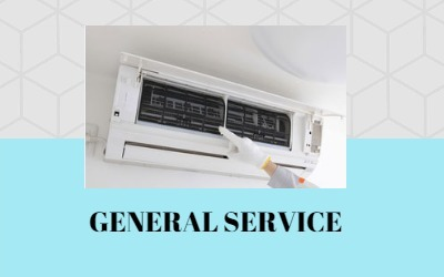 General Aircon Cleaning