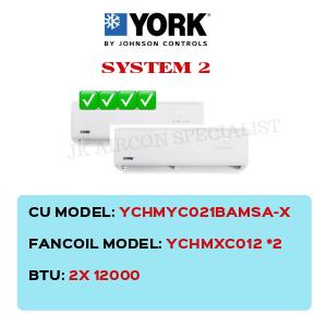 YCHMYC021BAMSA-X / YCHMXC012 X2