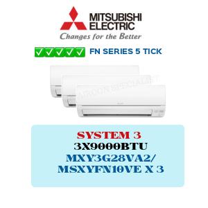 MXY3G28VA2 / MSXYFN10VE X3