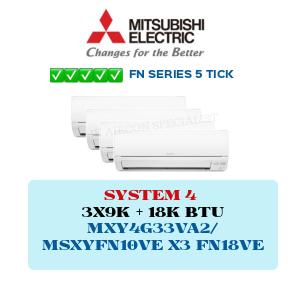 MXY4G33VA2 / MSXYFN10VE X3 FN18VE