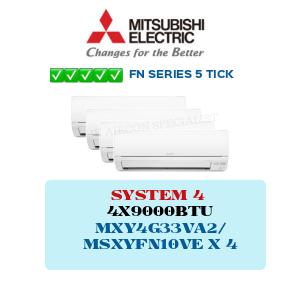 MXY4G33VA2 / MSXYFN10VE X4