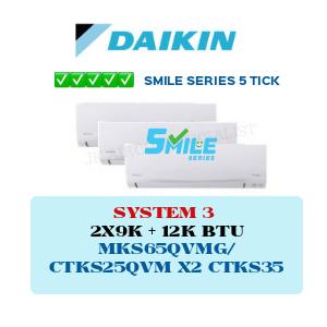 MKS65QVMG / CTKS25QVM X2 CTKS35
