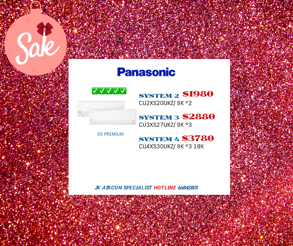 PANASONIC XS PREMIUM 5 TICK