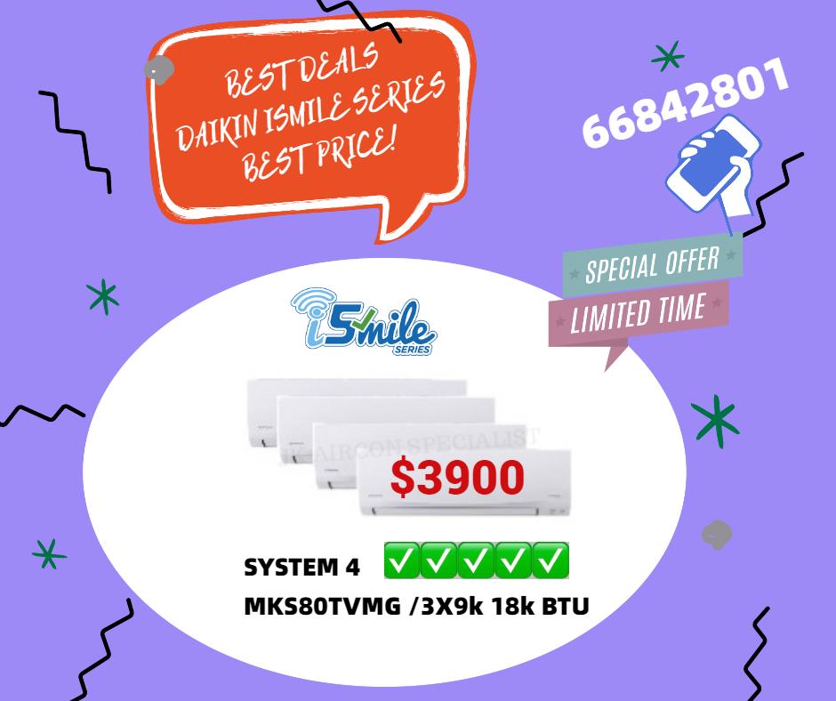 ISMILE SYS 4 18K