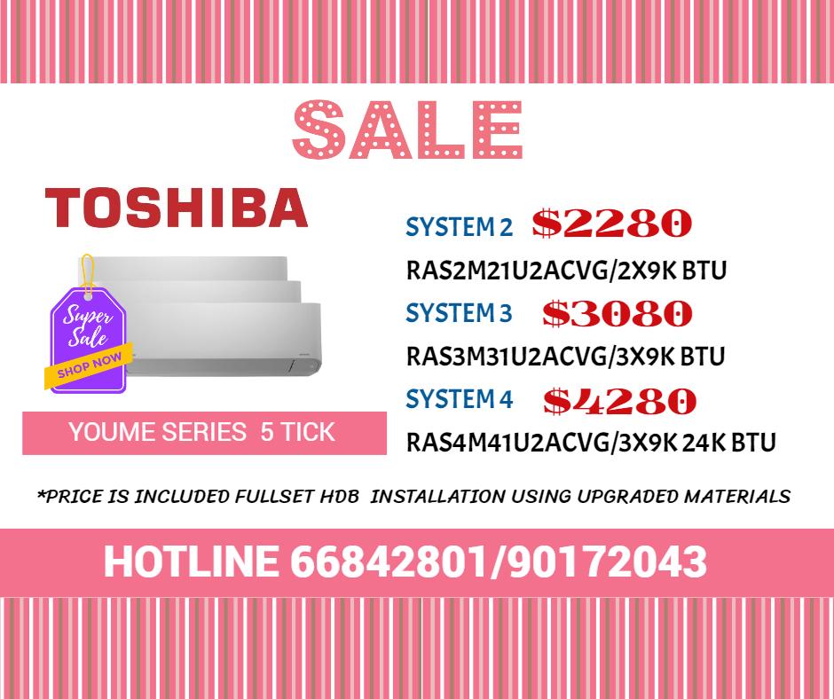 TOSHIBA YOUME